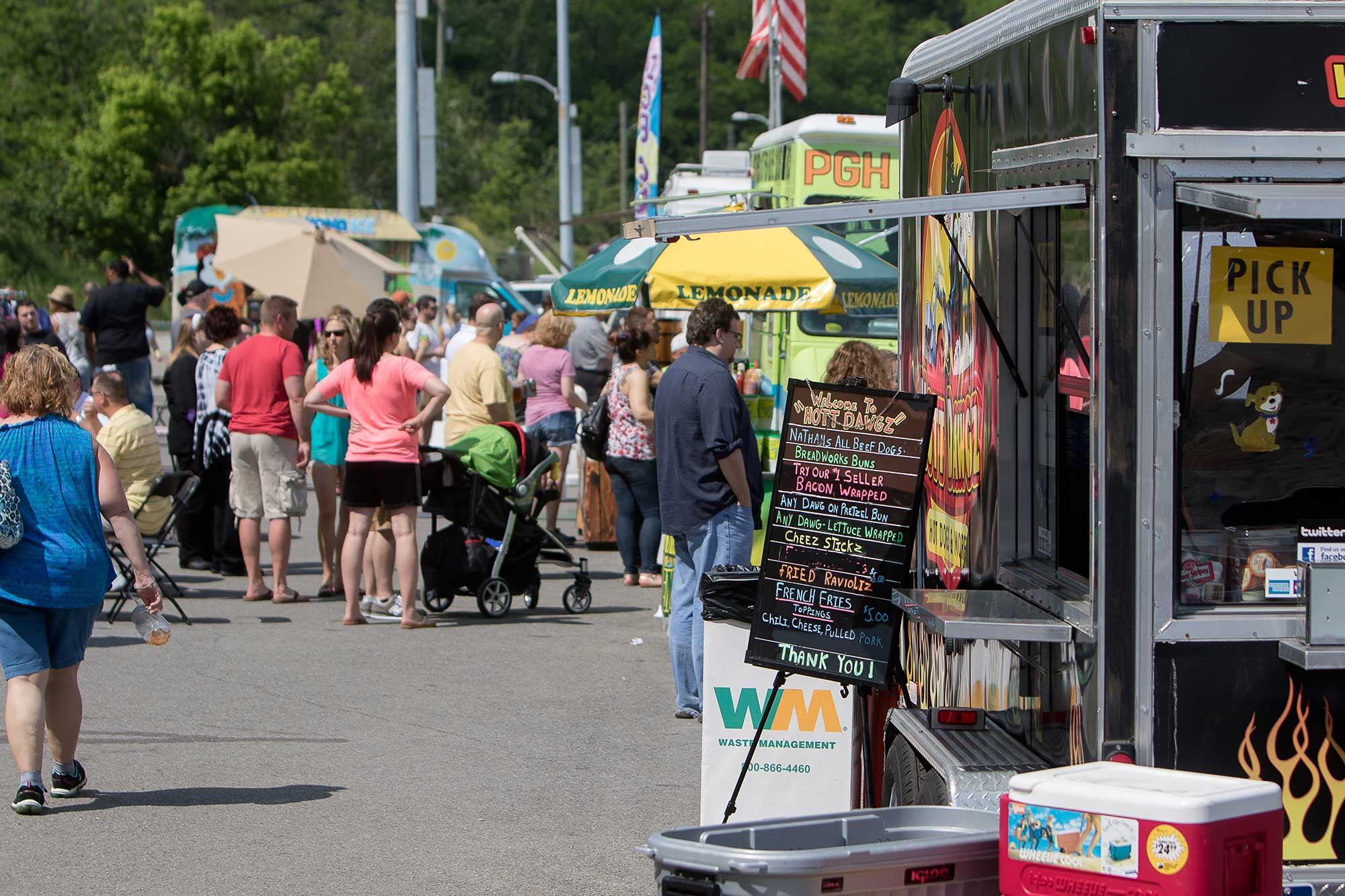 Oh My Grill Food Truck Schedule