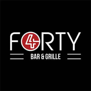 Forty Bar & Grille