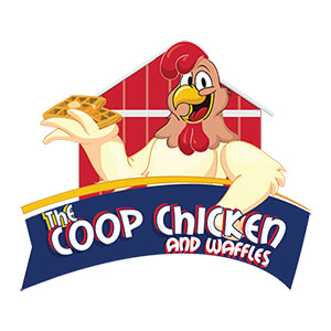 The Coop Chicken and Waffles